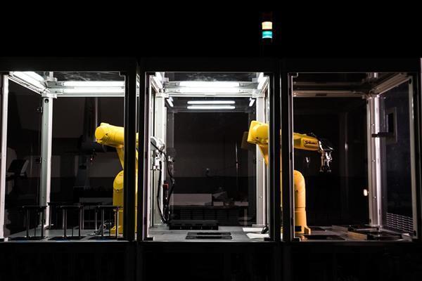 Rencontre avec 3D Systems et sa plateforme de fabrication additive Figure 4 pour la production en série