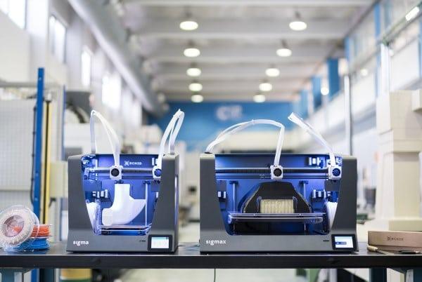 gamme d'imprimantes 3D Sigma