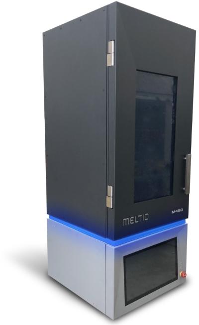 imprimante 3D métal Meltio