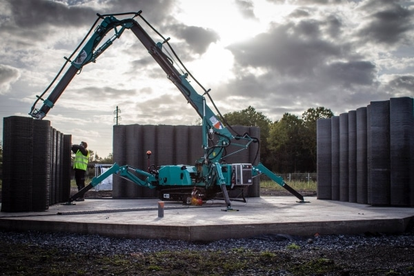 machine de Constructions 3D