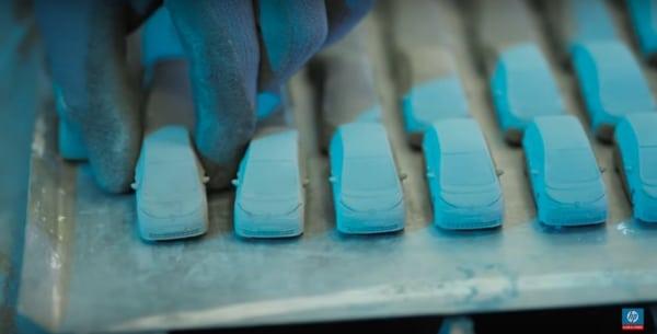 Volkswagen produit 10 000 pièces métalliques grâce à l'impression 3D d'HP