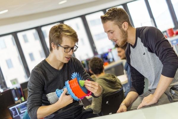L'école supérieure des ingénieurs ESILV lance un nouveau cours dédié à la fabrication additive