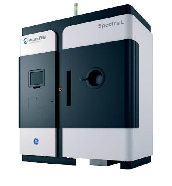 Imprimante 3D métal EBM Spectra L Arcam