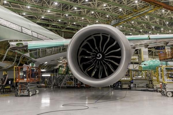 turboréacteur General Electric GE9X