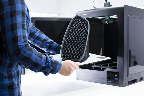 Zortrax lance son propre service d'impression 3D en ligne