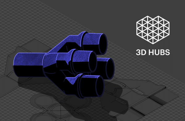 la plateforme 3dhubs lance un fonds de fabrication