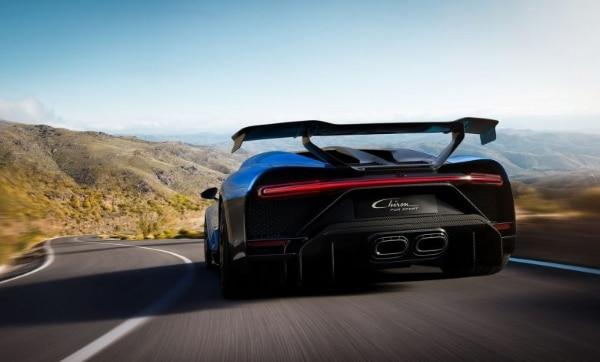 Bugatti innove en équipant sa dernière Chiron d'un échappement imprimé en 3D