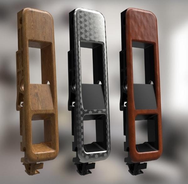 4D_Additive : un logiciel CAO pour ajouter de la texture aux impressions 3D