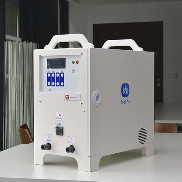 respirateur MakAir imprimé en 3D