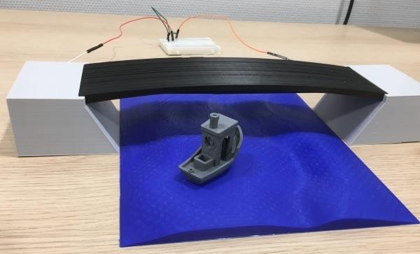 L'impression 3D à fibres de carbone continues pour détecter les défauts structurels