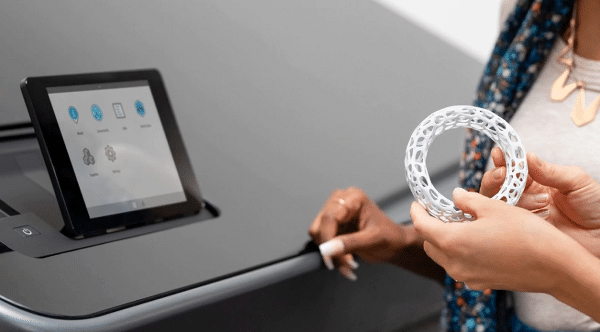 programme de location pour les imprimantes 3D HP