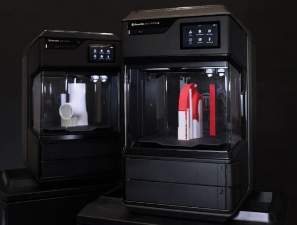 MakerBot ajoute de nouveaux matériaux spéciaux PC-ABS pour son imprimante 3D Method X