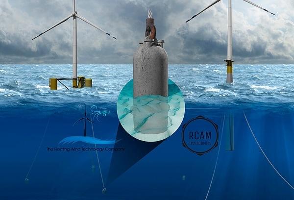L'impression 3D pour aider à construire les éoliennes offshore