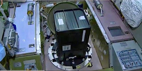 télescope Mini-EUSO imprimé en 3D
