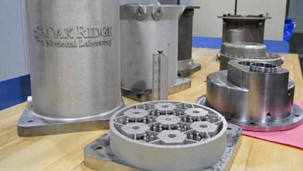 L'ORNL développe un réacteur nucléaire imprimé en 3D