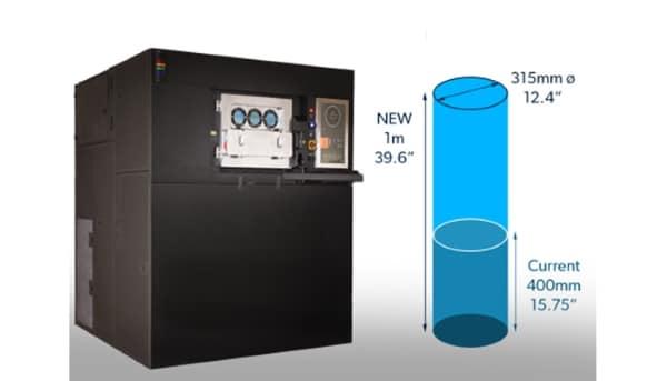 Nouvelle imprimantes 3D Sapphire 3D