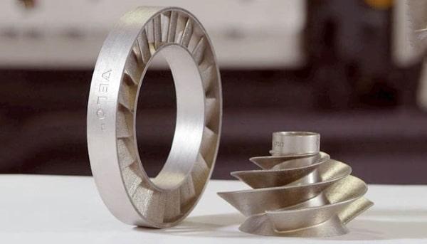 Velo3D : le spécialiste de l'impression 3D métal grand format lève 28 millions de dollars