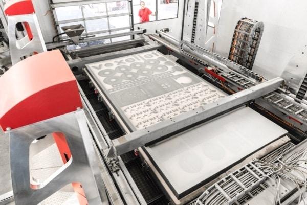 imprimante 3D VX4000 de VoxelJet