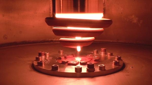 L'usine de poudre métallique de Sandvik Additive Manufacturing obtient une certification pour l'aérospatiale