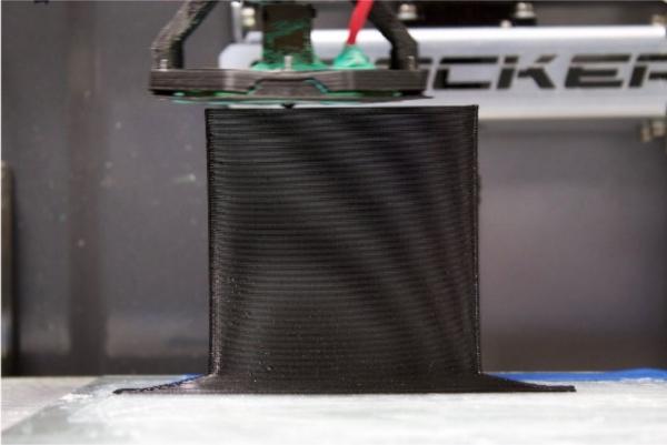 Des particules de carbone pour renforcer l'adhérence intercouche des impressions 3D