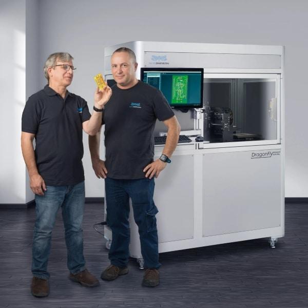 Nano Dimension fait une percée majeure dans l'impression électronique
