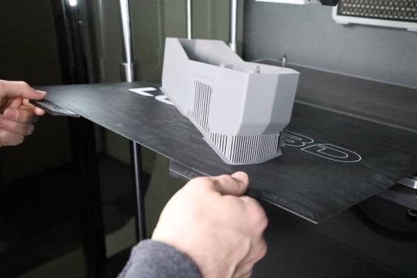 plaque d'impression 3D