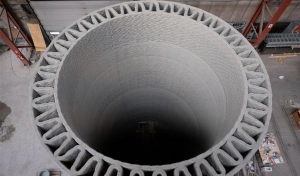 LafargeHolcim : des éoliennes plus hautes et plus rentables grâce à l'impression 3D