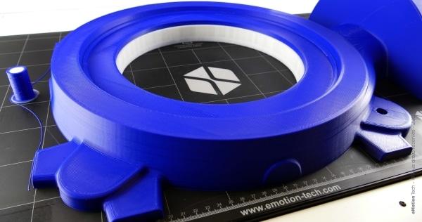 pièces de fonderie imprimée en 3D