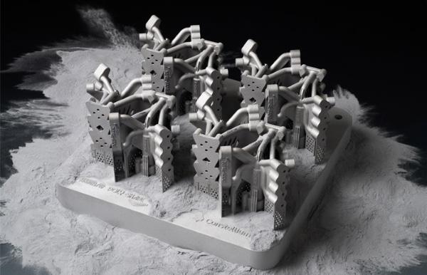 matériau aluminium pour l'impression 3D