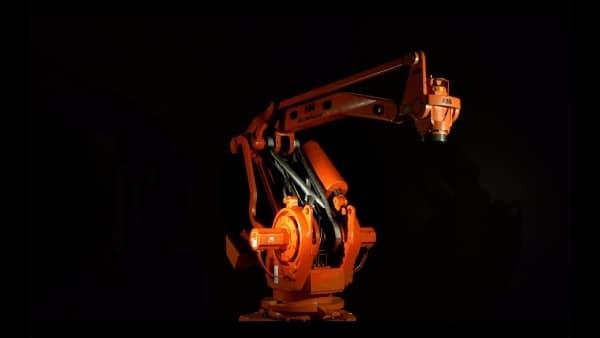 MX3D installe avec succès un bras de robot imprimé en 3D