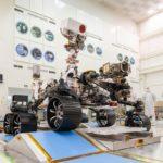 La NASA publie le fichier STL de son Rover Perseverance