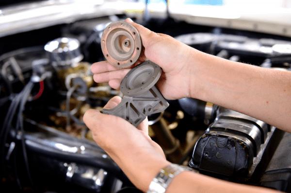 Corps de pompe à carburant imprimé en 3D