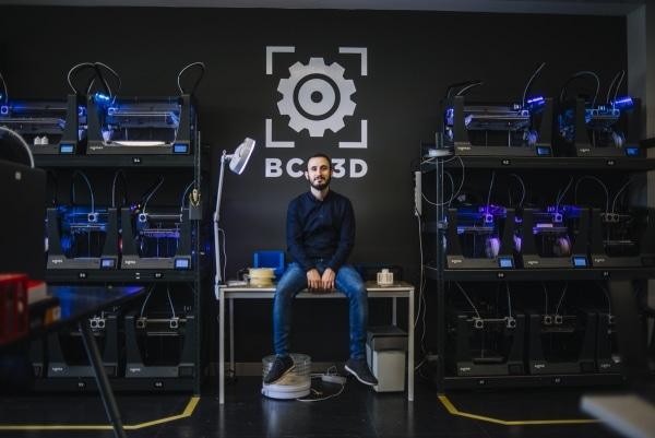 Rencontre avec BCN3D et sa nouvelle génération d'imprimantes 3D de bureau professionnelles