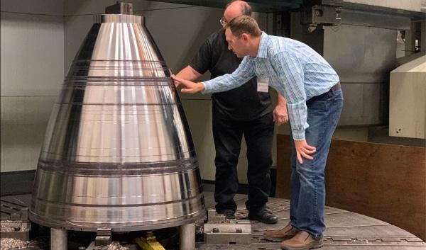 La NASA continue de miser sur l'impression 3D pour ses fusées