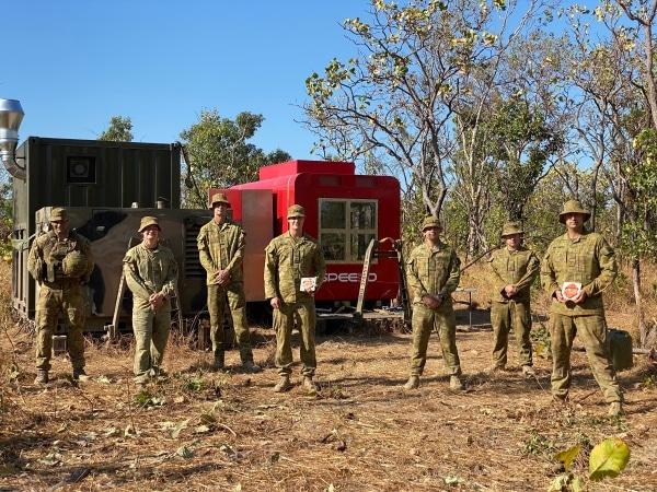 L'armée australienne teste en conditions réelles la technologie d'impression 3D Metal Spee3D
