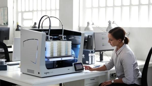 Imprimante 3D Sigma D25 de BCN3D