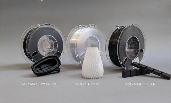 MakerBot et Polymaker qualifient trois nouveaux matériaux PC pour l'imprimante 3D Method X