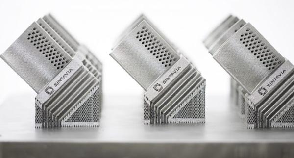 le spécialiste de l'impression 3D métal Sintavia