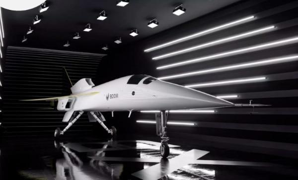21 pièces imprimées en 3D sur l'avion supersonique XB-1 de Boom