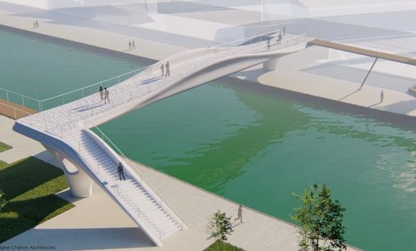 projet d'impression 3d de pont