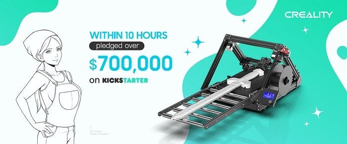 3DPrintMill Kickstarter
