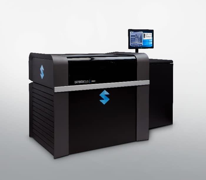 imprimante 3D multicouleurs J850