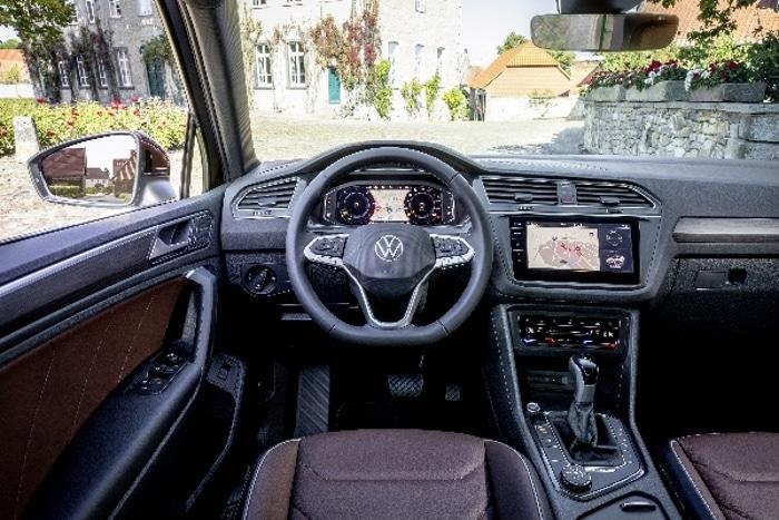 Volkswagen Tiguan R- Line