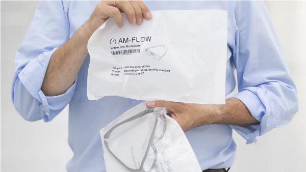 AM-Flow automatise l'emballage des pièces imprimées en 3D