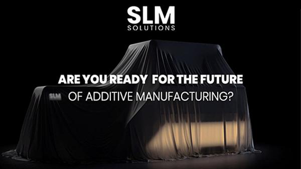 SLM Solutions repousse les limites de l'impression 3D métal avec une nouvelle machine à 12 lasers