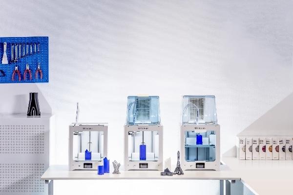Ultimaker lance une nouvelle imprimante 3D d'entrée de gamme : l'Ultimaker 2+ Connect