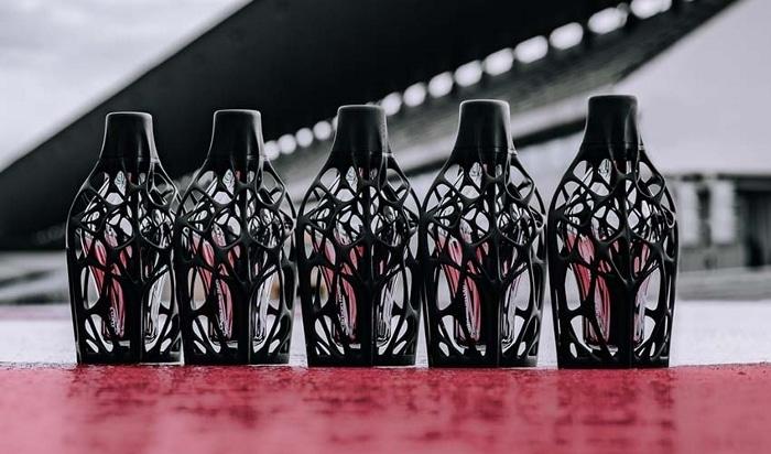 La Formule 1 lance une gamme de parfum imprimée en 3D