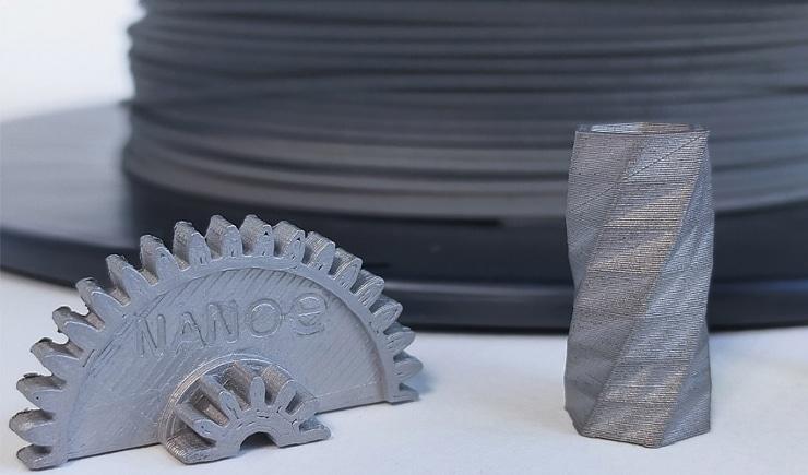 filament acier nanoe
