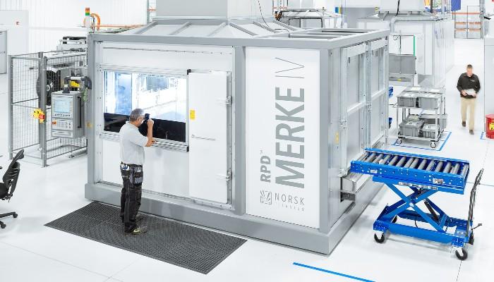imprimante 3D Merke IV