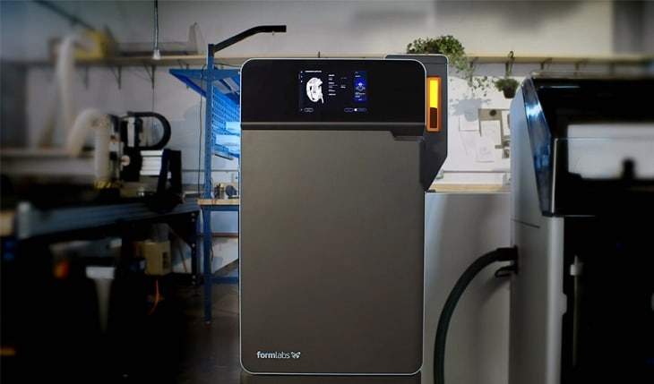 imprimante 3d SLS à bas coût Fuse 1